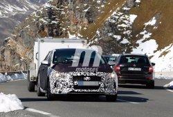 El Hyundai i30 2017 se pasea en los Alpes