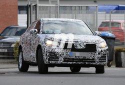El Audi Q2 2016 se deja ver en Nürburgring