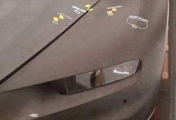 ¿Eres tú el Bugatti Chiron? Nuevas fotos filtradas
