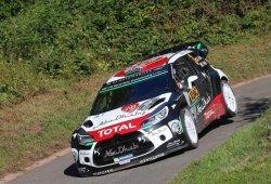 Cita especial para Citroën en el Tour de Corse