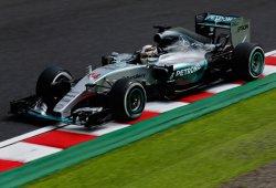Hamilton conquista Suzuka y Alonso explota contra McLaren Honda