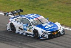 Maxime Martin gana una accidentada carrera del DTM