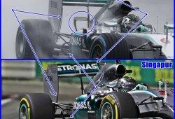 Los detalles técnicos del GP de Japón de Fórmula 1