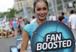 FanBoost más interactivo en Fórmula E