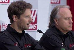 """Grosjean: """"Quiero ser campeón y Haas es un buen paso en esa dirección"""""""