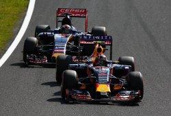 """Red Bull y Toro Rosso, sin motor: """"La situación es crítica"""""""