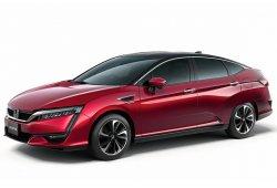 El Honda FCV de producción nos llega desde Japón