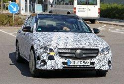 Mercedes Clase E Estate 2016, así será su renovado interior