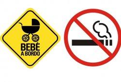 Se prohíbe fumar en el coche con menores a bordo en el Reino Unido