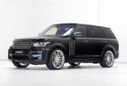 Range Rover, próximamente aún más lujoso