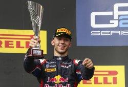 Red Bull nombra a Pierre Gasly como piloto reserva