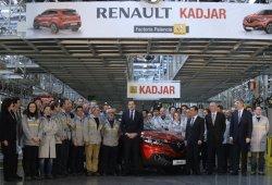 Renault Palencia tendrá de nuevo tercer turno gracias al Kadjar