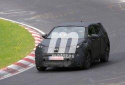 El Toyota C-HR de producción se pone a prueba en Nürburgring