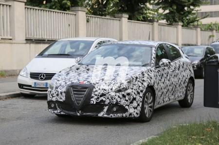 Alfa Giulietta 2017, ligeros cambios que están por llegar