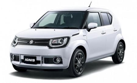 Nuevo Suzuki Ignis, debut en el Salón de Tokio 2015