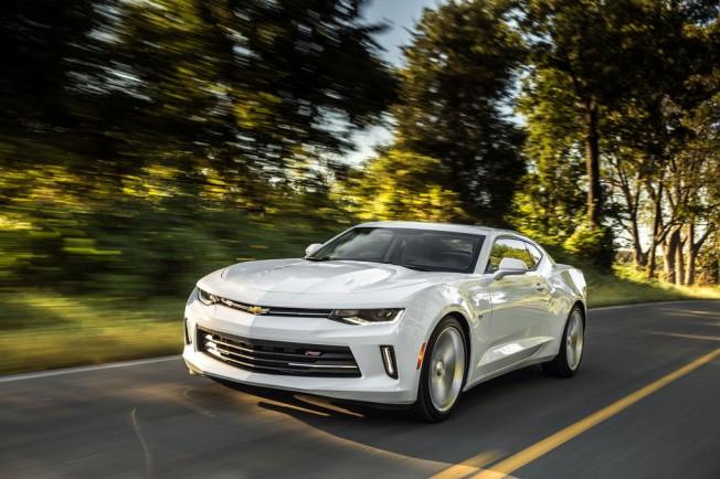 Por Fin General Motors Nos Proporciona Los Datos Oficiales Del 2016 Chevrolet Camaro De Ta Generación Aunque Con El Sistema Métrico Americano