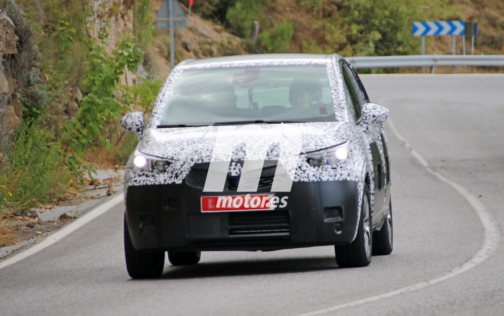 El Opel Meriva se transformará en un SUV de tamaño compacto