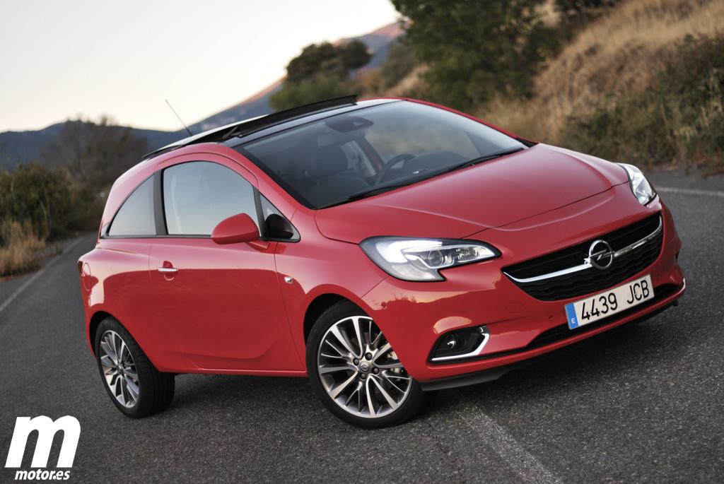 Opel Corsa 1.0 SIDI Turbo, prueba: exterior, interior y novedades