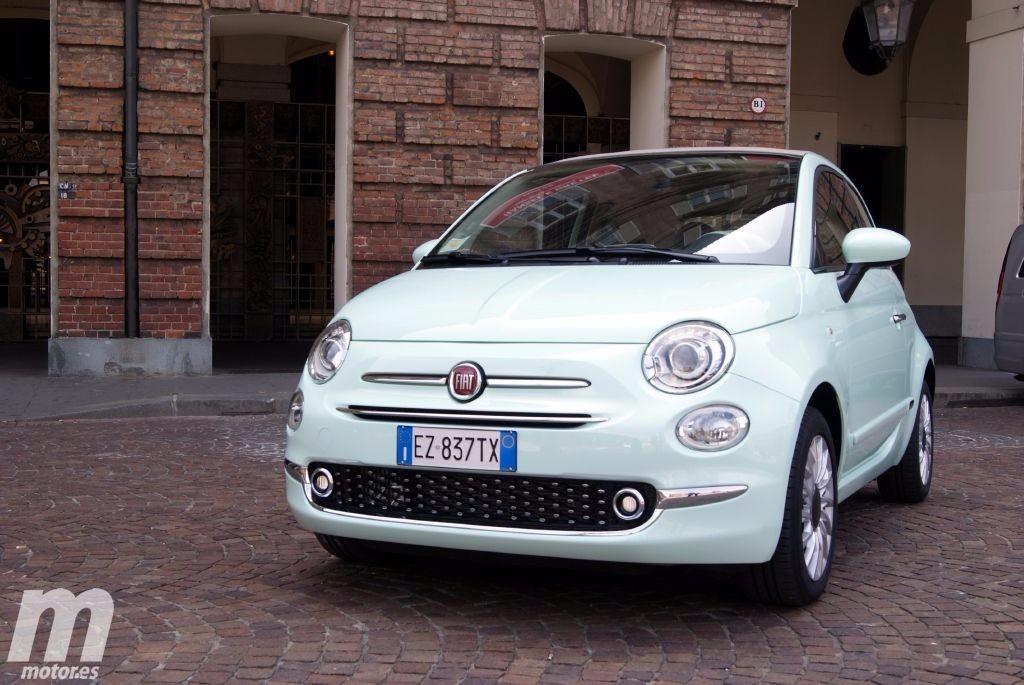 Nuevo Fiat 500 2015, en España desde 8.600 €