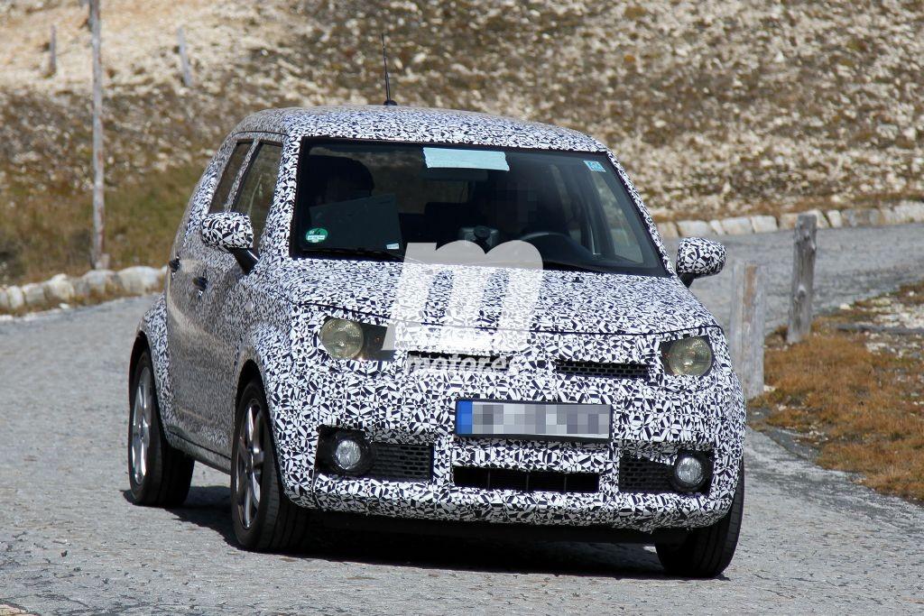 El Suzuki IM-4 empieza a rodar por las carreteras europeas