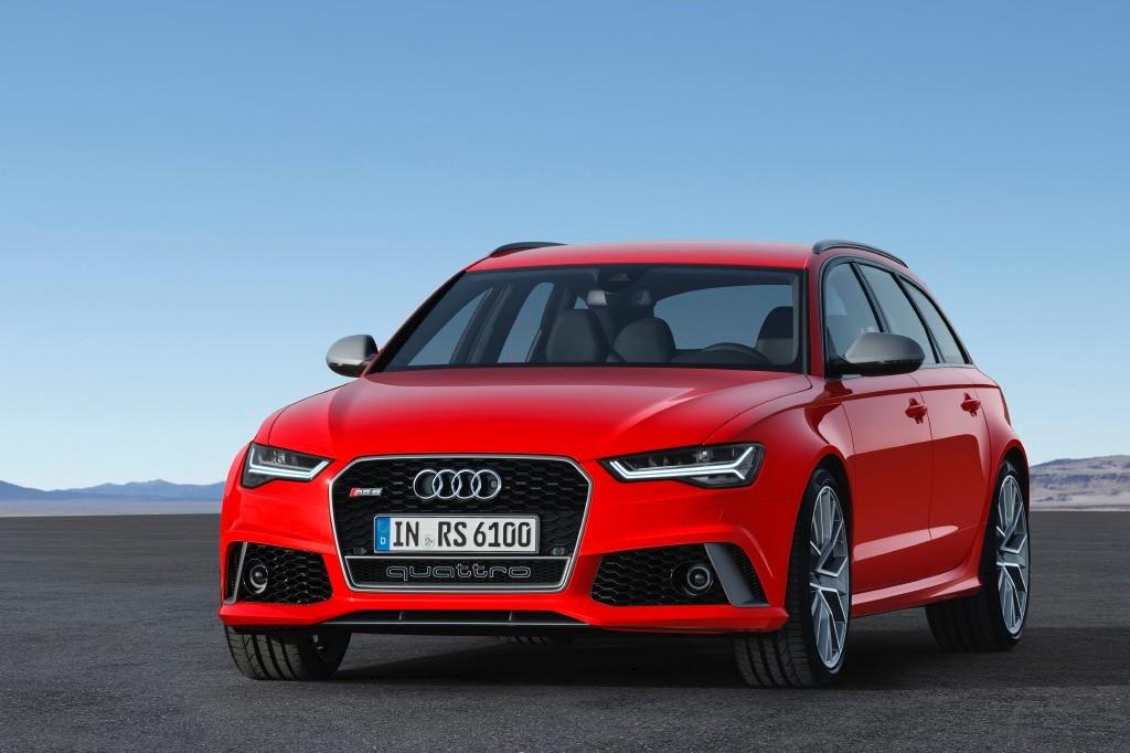 Audi RS 6 y Audi RS 7 Performance, sobrepasando la línea de los 600 caballos