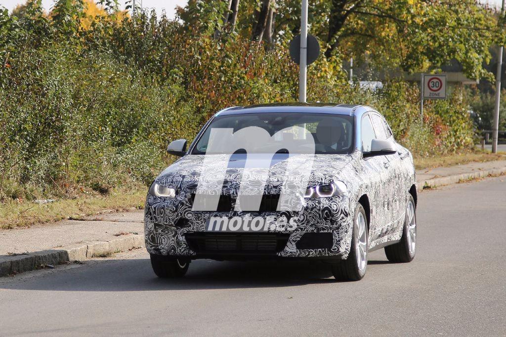 BMW X2, primeras imágenes