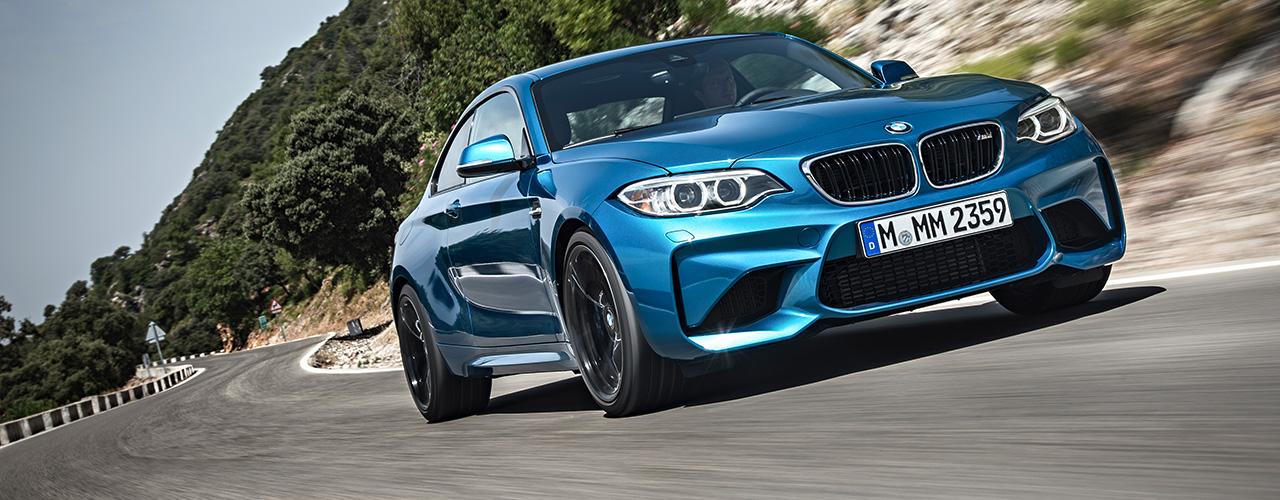 ¡El BMW M2 ya es oficial! Conoce todos sus detalles