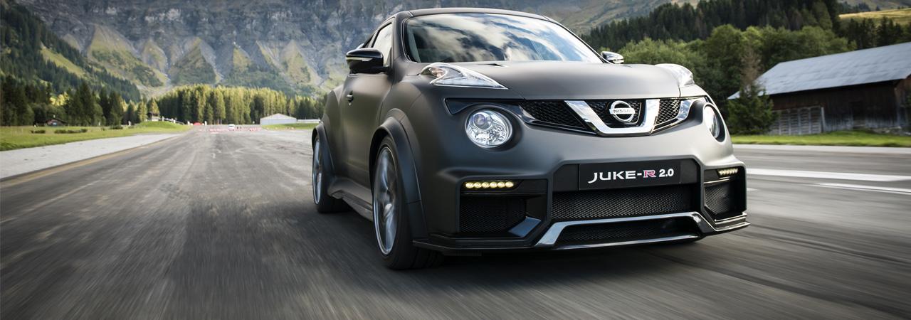 Prueba: Nissan Juke R 2.0 600 CV