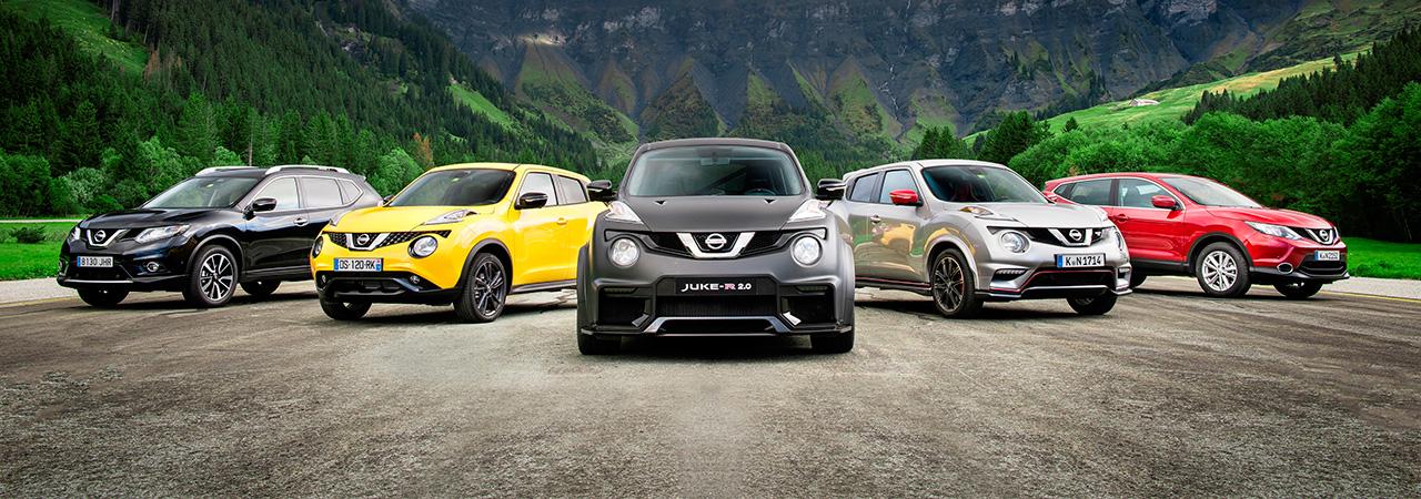 Nissan y SUV, una historia de amor mejor que la de Crepúsculo