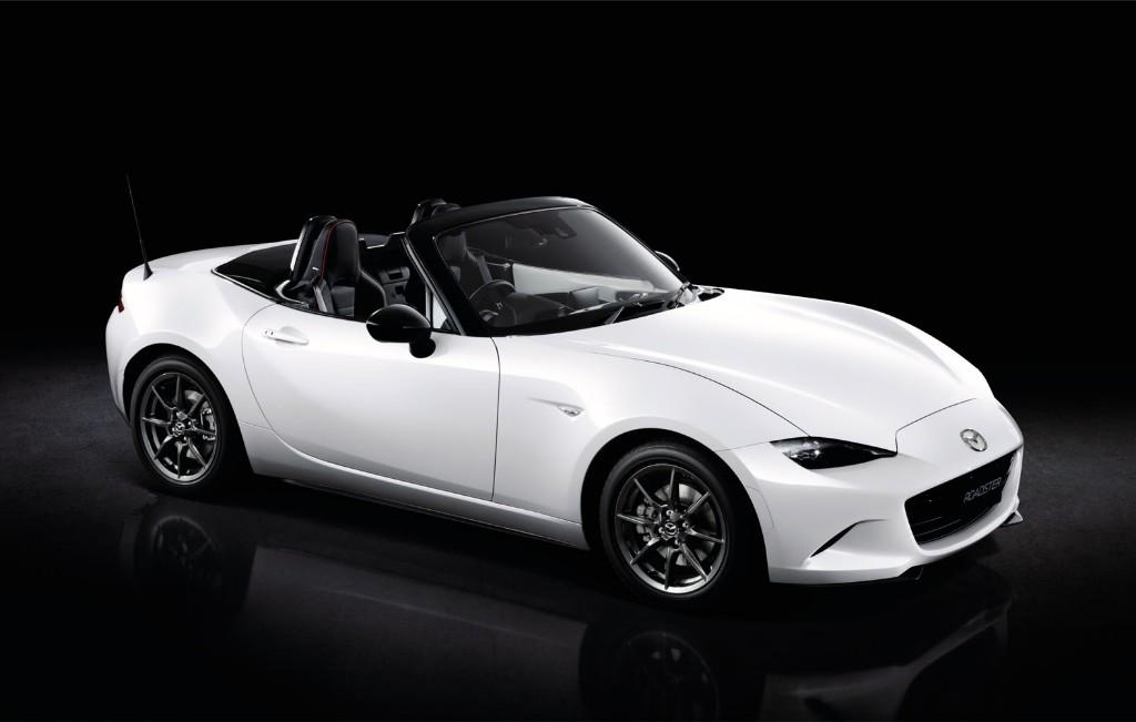 """Mazda MX-5 RS, """"tuning"""" de fábrica en exclusiva para Japón"""