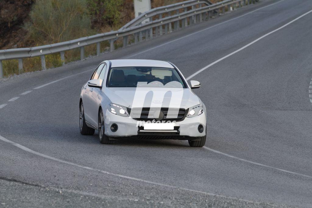 Mercedes Clase E 450 AMG Sport, primera vez que se le ve rodar