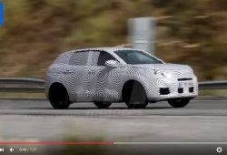 El Peugeot 3008 2017 cazado en vídeo