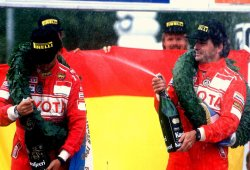 25 aniversario del histórico título de Carlos Sainz