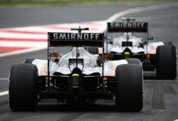 Aston Martin llama a la puerta de Force India