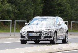 Audi A4 Allroad 2016, preparándose para su llegada en invierno