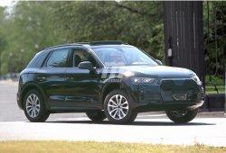 El Audi Q5 2017 se muestra casi al natural