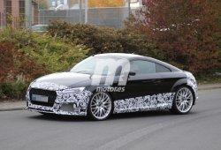 ¿Y si el Audi TT RS 2016 tuviera 400 CV ?
