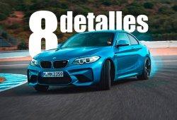 BMW M2, los ocho detalles que harán que te enamores de él