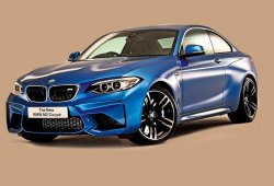 BMW M2 filtrado: 370 CV y 1.495 Kg