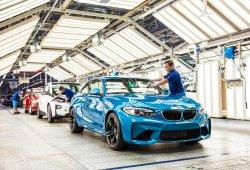 BMW M2 Coupe, ya en producción