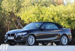 BMW Serie 2 Cabrio 218i: Introducción
