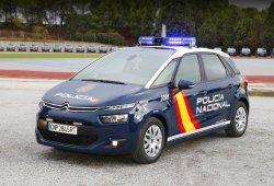 La Policía Nacional estrena más de novecientos Citroën C4 Picasso