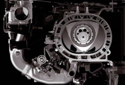Cómo funciona el motor rotativo: Renesis el motor del Mazda RX-8