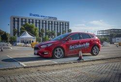 Los cursos de conducción de Ford dirigidos a jóvenes se encuentran en Sevilla hasta el sábado