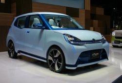 """Daihatsu D-Base Concept, un nuevo prototipo en formato """"kei car"""""""