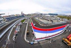 Así te hemos contado la carrera del Gran Premio de Rusia de Fórmula 1