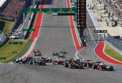 Así te hemos contado los entrenamientos libres 3 del GP de Estados Unidos de F1 2015