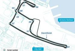 "ePrix de Hong Kong en la ""Season Three"" de Fórmula E"
