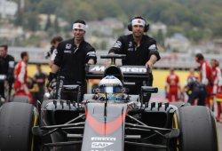 """Fernando Alonso: """"Podemos mejorar dos segundos y medio"""""""