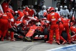 Ferrari se plantea llevar a Austin su motor evolucionado